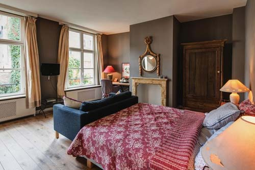 Bed and Breakfast Etterbeek